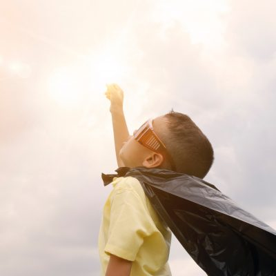 Unleashing Superpowers in the Classroom